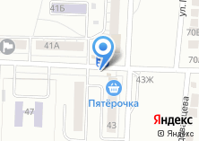 Компания «Магазин фруктов и овощей на ул. Гудованцева» на карте