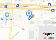 Компания «Сфинкс+» на карте