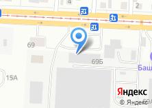 Компания «Анфир производственно-торговая фирма» на карте