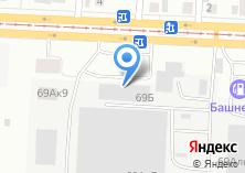 Компания «ТехноГрузСтрой» на карте