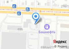 Компания «РосШкаф» на карте