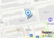 Компания «Купаш» на карте