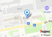Компания «Весто» на карте