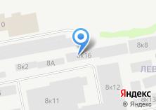 Компания «Аква-Гемма» на карте