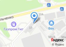 Компания «Тимер Кибет» на карте