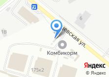 Компания «Изобилие Света» на карте