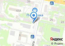 Компания «Продуктовый магазин на ул. Можайского» на карте