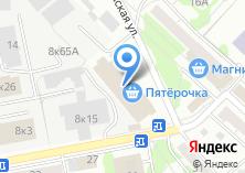 Компания «ХИМ ГРУПП» на карте