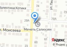 Компания «Салихжан» на карте