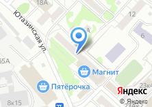 Компания «СервисКомп» на карте
