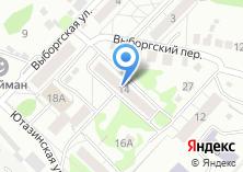 Компания «СК ЭлитСтрой» на карте