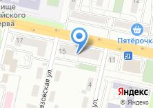 Компания «Гайка» на карте