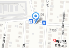 Компания «Продуктовый магазин на ул. Суворова» на карте