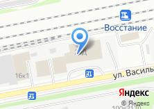 Компания «ЭКСТЕРЬЕР ПАРК» на карте