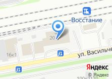 Компания «Сатурн-Казань» на карте