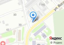 Компания «Шиномонтажная мастерская на Окольной» на карте