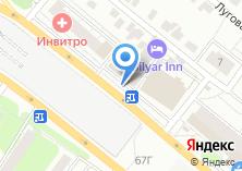 Компания «Цветы Казани» на карте