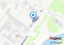 Компания «ОБК» на карте