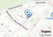 Компания «Электон» на карте