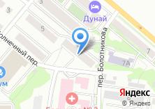 Компания «Городская поликлиника №17» на карте