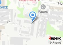 Компания «Дерево Изделий» на карте