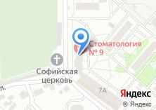 Компания «Вам» на карте