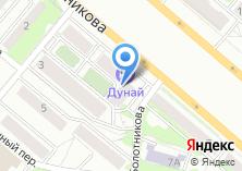 Компания «Магазин мяса на ул. Болотникова» на карте
