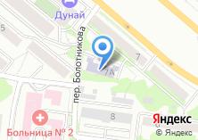 Компания «Детский сад №288 Ласточка» на карте