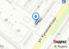 Компания «Учебно-методический центр по ГО и ЧС Республики Татарстан» на карте