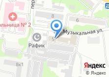Компания «Главное бюро медико-социальной экспертизы по Республике Татарстан» на карте