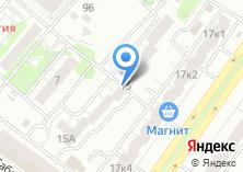 Компания «КамаСтройКомплект» на карте