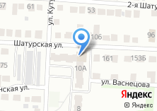 Компания «Каратэ Кёкусинкай» на карте