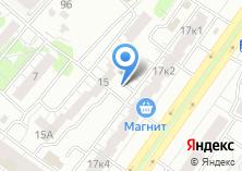 Компания «Продуктовый магазин на ул. Кулахметова» на карте