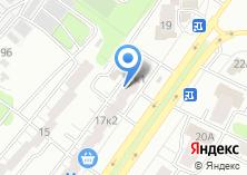 Компания «Карал-двери» на карте