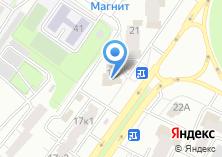 Компания «Flash.ka 116» на карте
