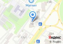 Компания «АИКБ Татфондбанк» на карте