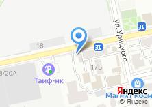 Компания «Магазин хозяйственных товаров на ул. Клары Цеткин 21/1» на карте