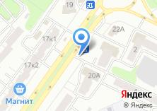 Компания «Продуктовый магазин на Кулахметова» на карте