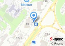 Компания «Итле» на карте