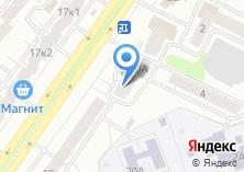 Компания «Иномарочка» на карте