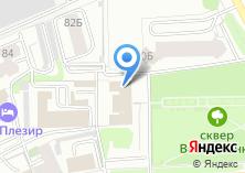 Компания «ПЖКХ» на карте