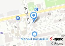 Компания «ФотоКопиЦентр на Урицкого» на карте