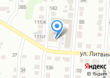 Компания «Мебельный мир салон-магазин» на карте