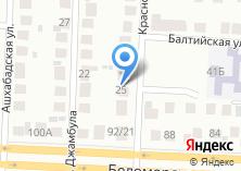 Компания «Automagkzn» на карте