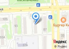 Компания «Глобус-М» на карте