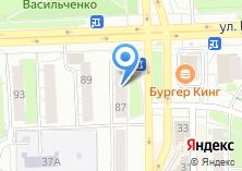 Компания «Почтовое отделение №95» на карте