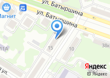 Компания «Детская библиотека-филиал №32» на карте