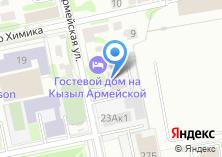 Компания «Минтимер - Грузоперевозки» на карте