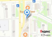 Компания «Сеть магазинов нижнего белья» на карте