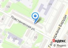 Компания «Заря-22» на карте